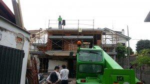 Ristrutturare,tetto via filzi