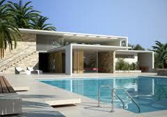 villa-moderna-piscina